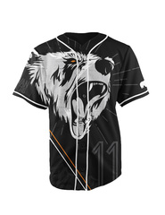 Baseball Jersey by Evan Gattis
