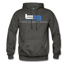 Men's Premium Hoodie by Travis Benjamin