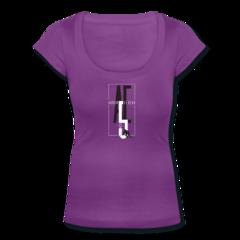 Women's Scoop Neck T-Shirt by Aaron Ekblad