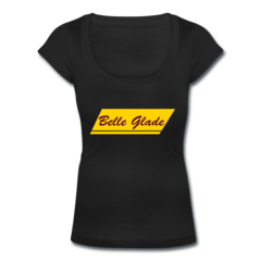 Women's Scoop Neck T-Shirt by Belle Glade