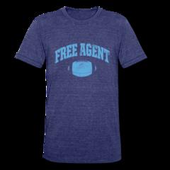 Unisex Tri-Blend T-Shirt by Rennie Curran