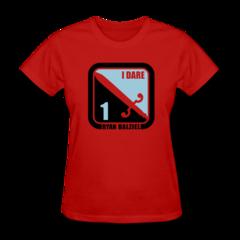 Women's T-Shirt by Ryan Dalziel