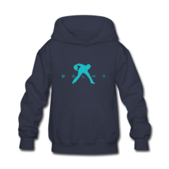 Little Boys' Hoodie by Jason Belmonte