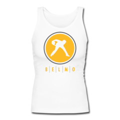 Women's Longer Length Fitted Tank by Jason Belmonte