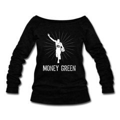 Women's Wideneck Sweatshirt by Draymond Green