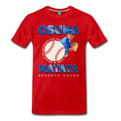 Men's Premium T-Shirt by Roberto Osuna