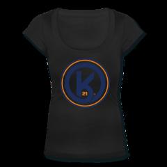 Women's Scoop Neck T-Shirt by Kyle Okposo