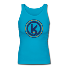 Women's Longer Length Fitted Tank by Kyle Okposo