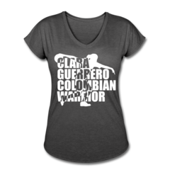 Women's V-Neck Tri-Blend T-Shirt