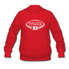 Women's Hoodie by Boonsboro Titans